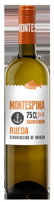 Montespina Sauvignon. Bodegas Fuentespina.
